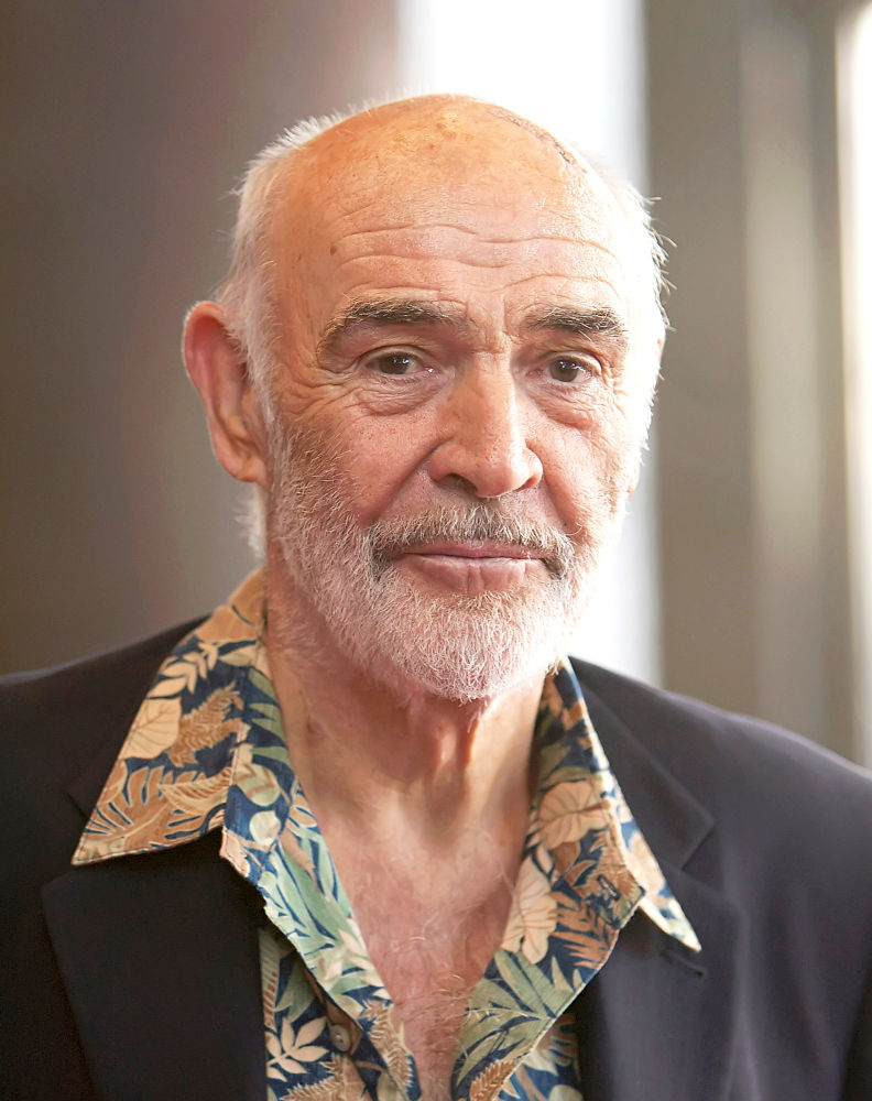 Sean Connery Investiga...