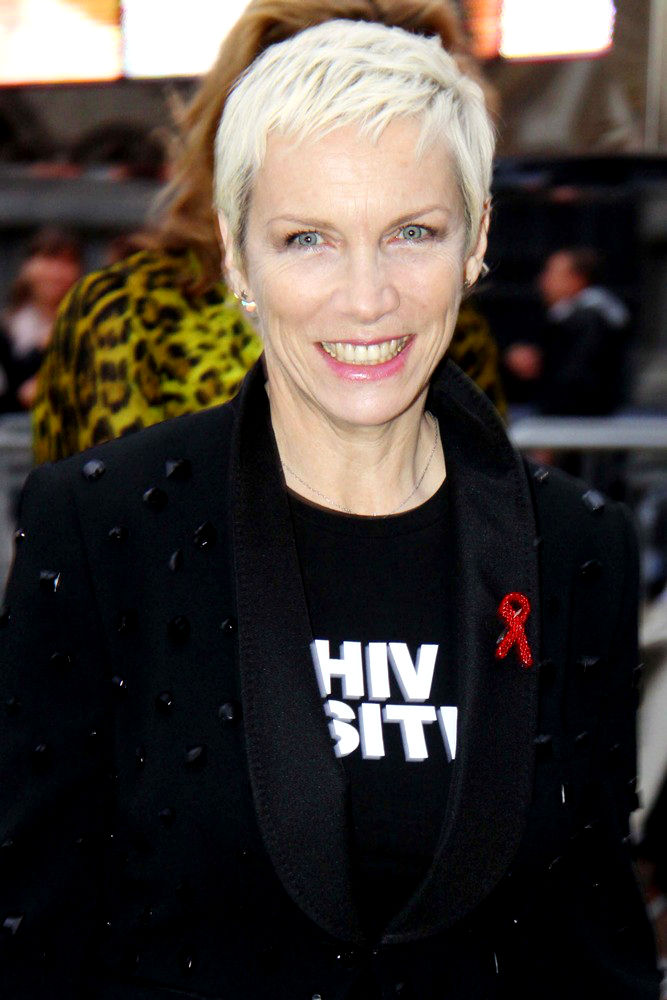 Annie Lennox<br>Dolce & Gabbana's '20 Years of Menswear' Party During Milan Fashion Week Spring/Summer 2011