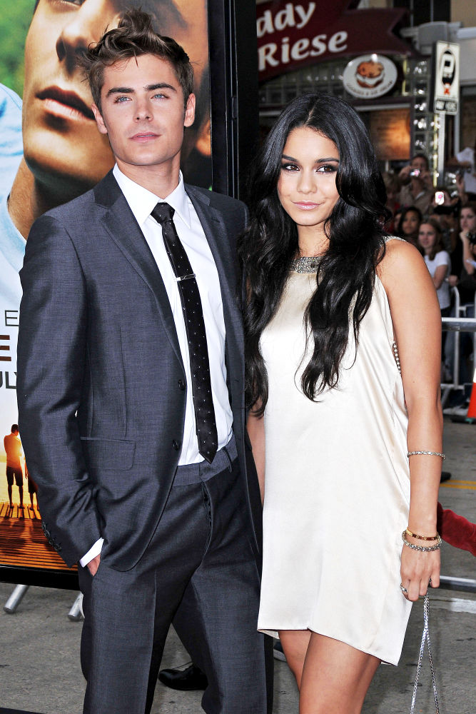 Zac Efron and Vanessa Hudgens  Ended Their Three-year RelationshipZac Efron And Vanessa Hudgens 2010