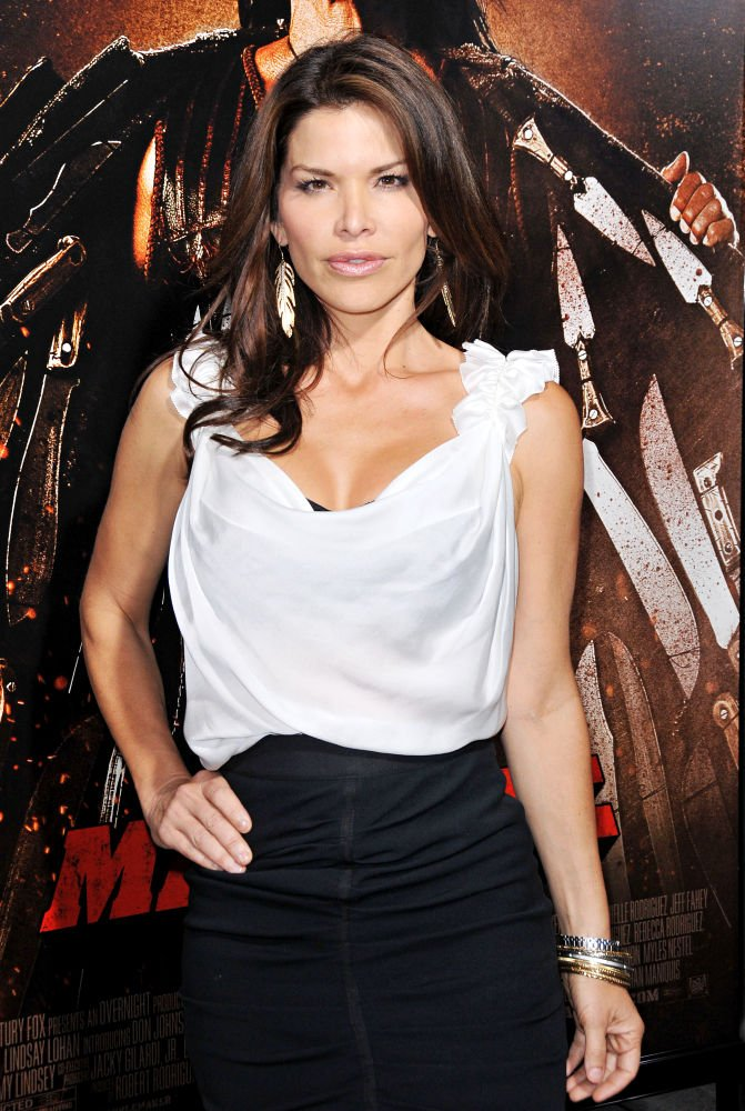 The LA Premiere of 'Machete'