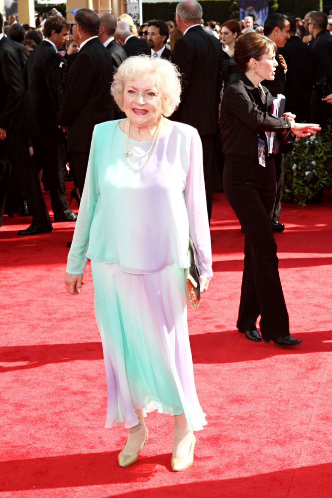 Betty White<br>The 62nd Annual Primetime Emmy Awards