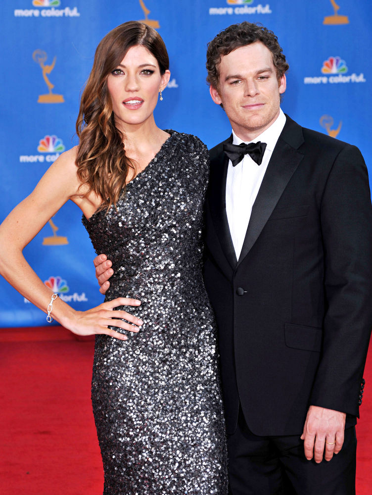 Jennifer Carpenter, Michael C. Hall