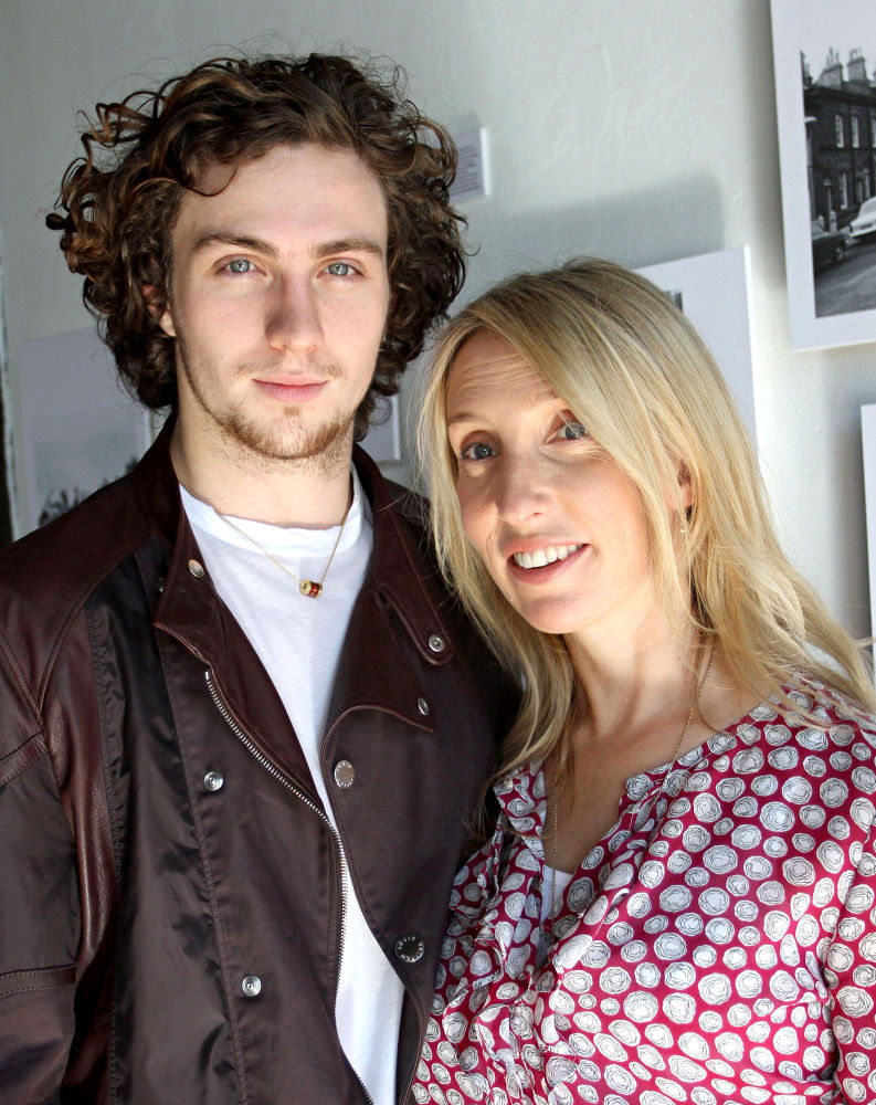 Aaron Johnson, Sam Taylor-Wood