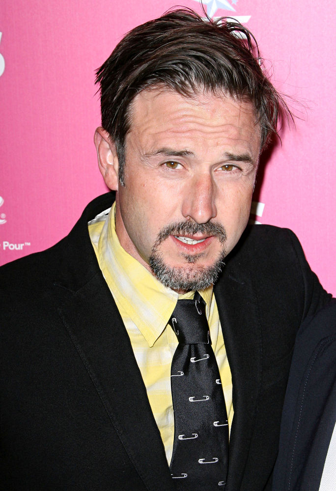 David Arquette is putting his