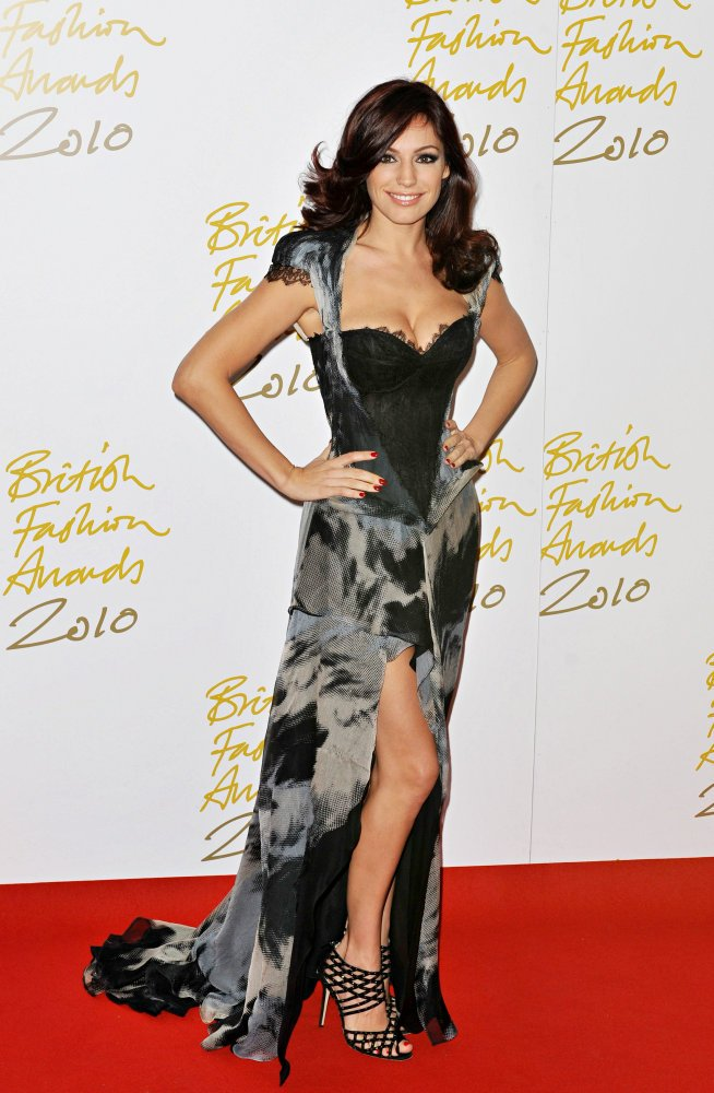 The British Fashion Awards 2010 - Arrivals