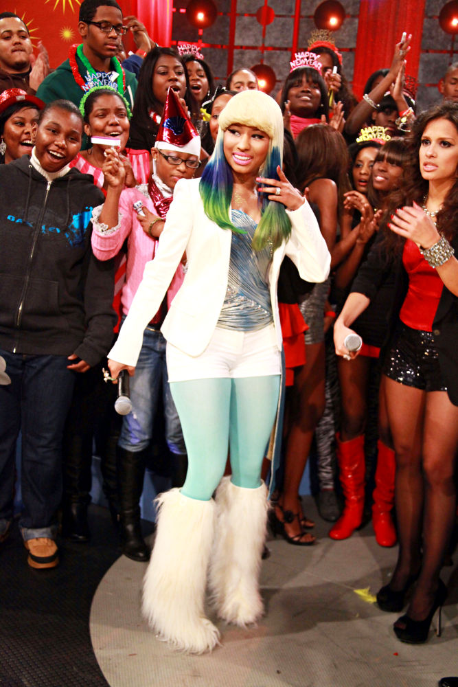 Brawl Sparked at Nicki Minaj's London Gig Venue. January 21, 2011 09:18:52