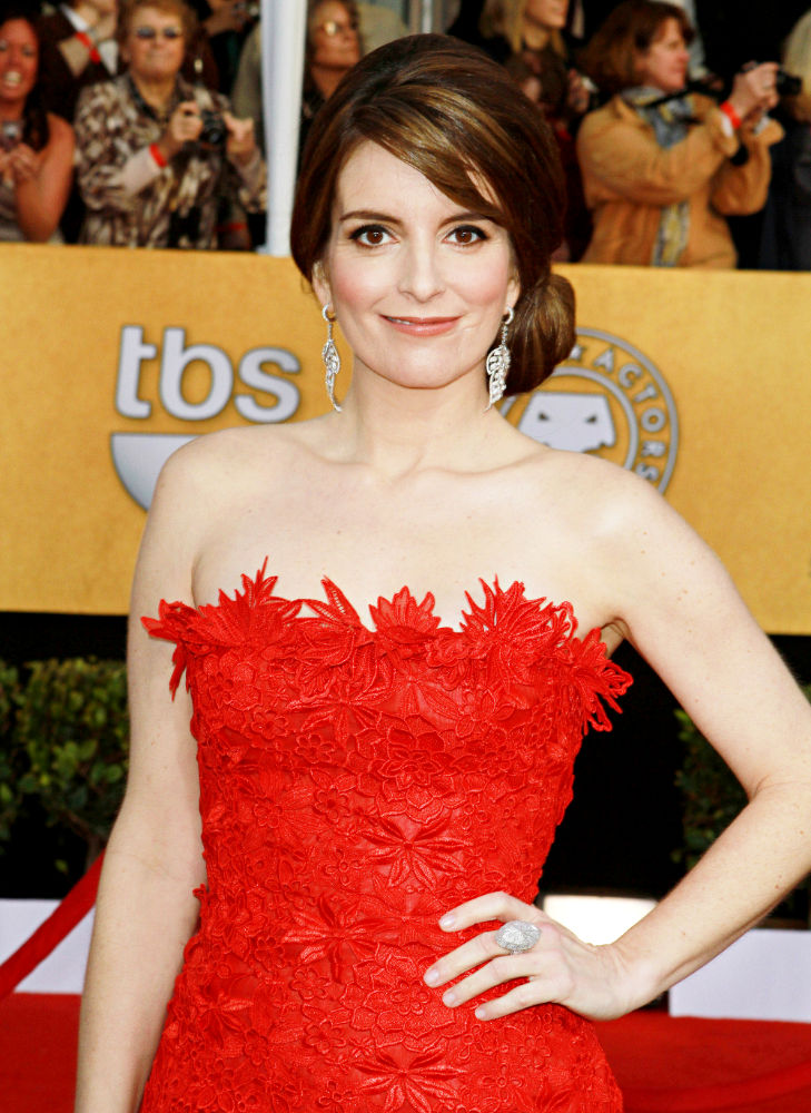 Tina Fey<br>The 17th Annual Screen Actors Guild Awards (SAG Awards 2011) - Arrivals