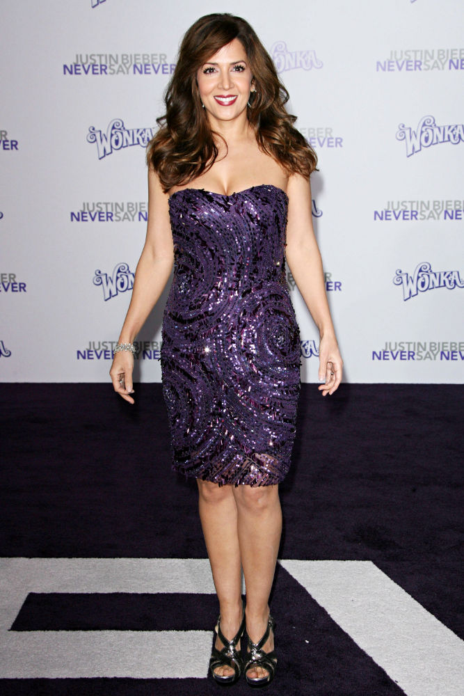 "Los Angeles Premiere of ""Justin Bieber: Never Say Never"""