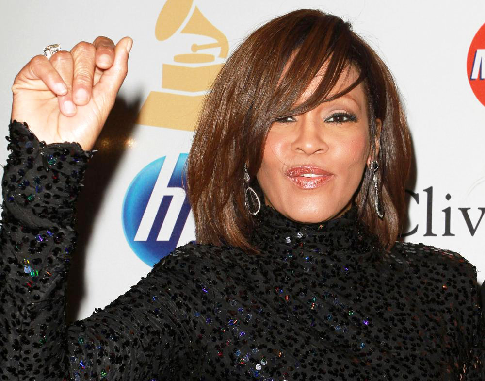 Whitney Houston Checks Into Rehab, Bobby Brown Terrified of Her Drug ...