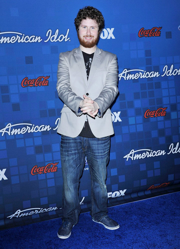 Casey Abrams<br>The American Idol Season 10 Top 13 Finalists Party