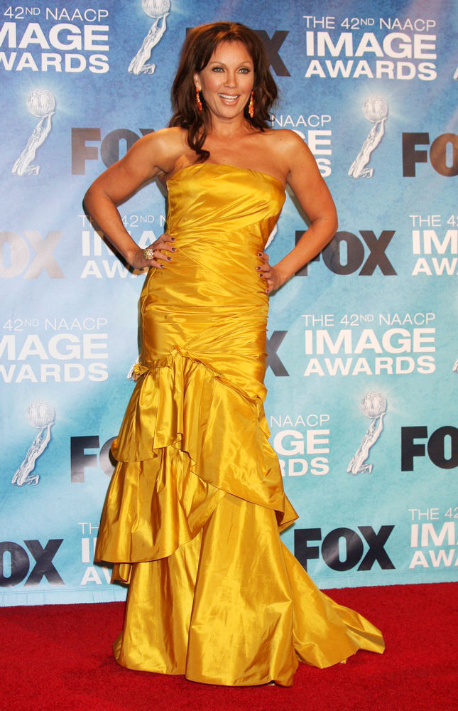 Vanessa Williams<br>42nd NAACP Image Awards - Press Room