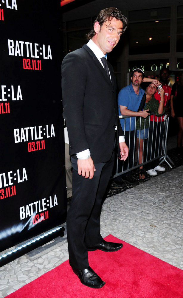 Red Carpet Screening of 'Battle: Los Angeles'