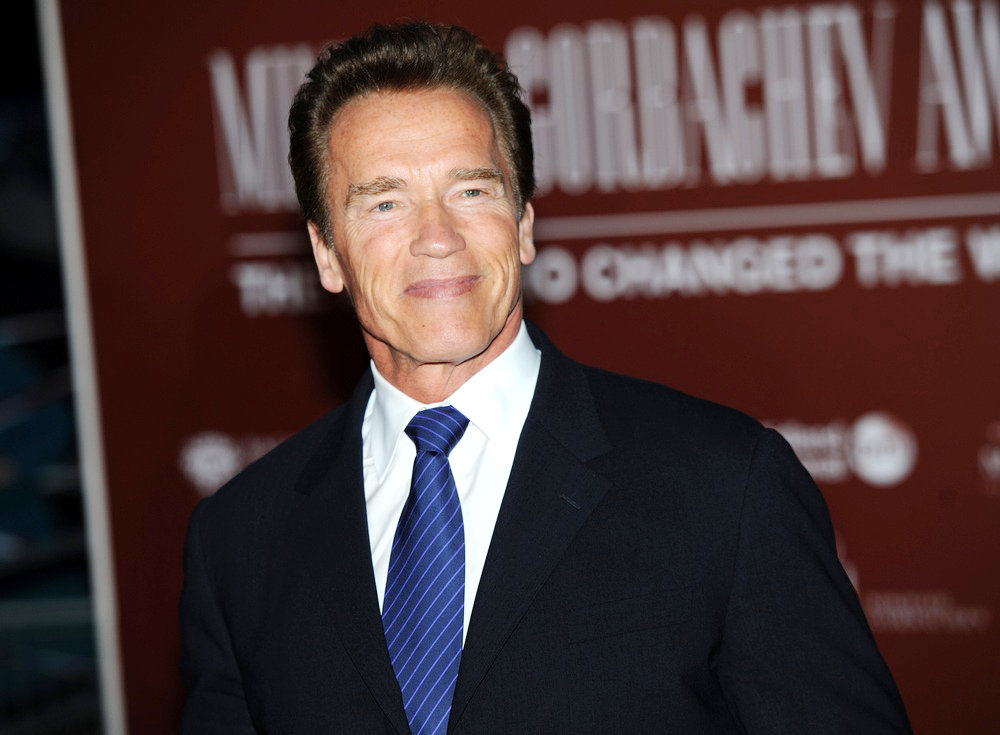 arnold schwarzenegger now 2011. Arnold Schwarzenegger Is The