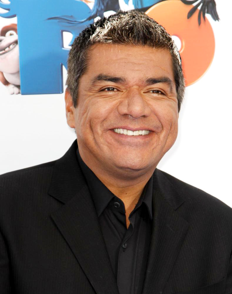George Lopez<br>Los Angeles Premiere of 'Rio' - Arrivals