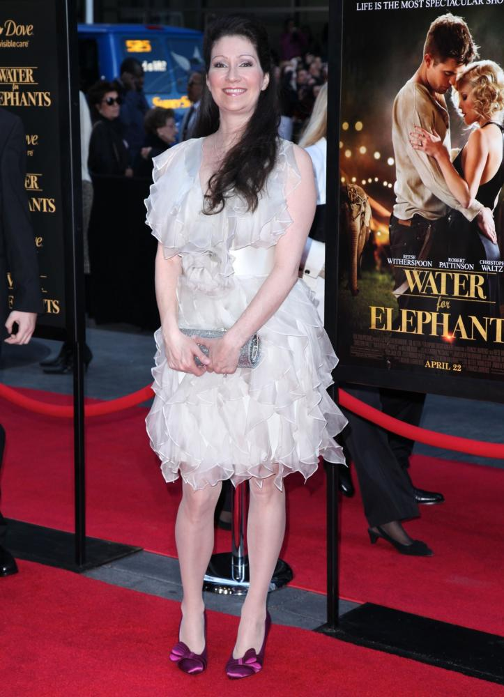 The World Premiere of 'Water for Elephants' - Arrivals
