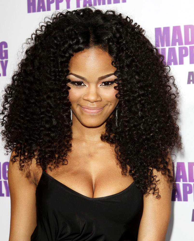 Teyana Taylor Picture 2 - Los Angeles Premiere of Tyler Perry's 'Madea ...