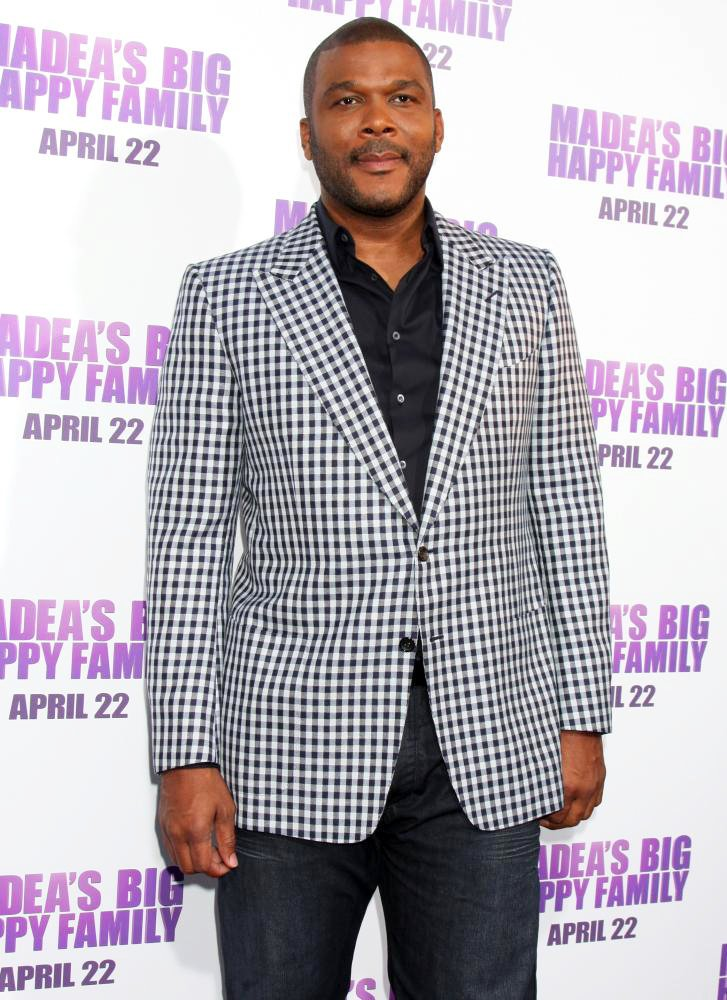 Tyler Perry<br>Los Angeles Premiere of Tyler Perry's 'Madea's Big Happy Family'