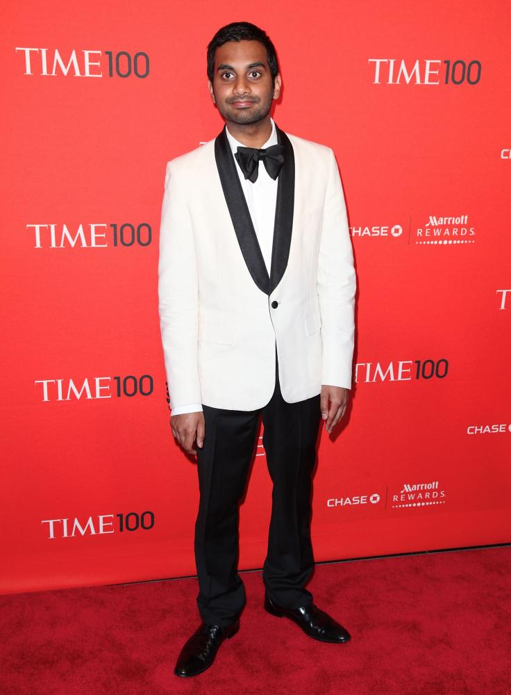 Aziz Ansari<br>TIME'S 100 Most Influential People in The World