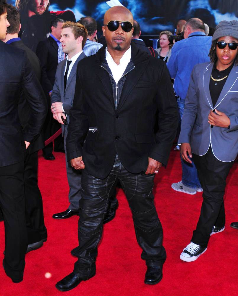 MC Hammer<br>Los Angeles Premiere of