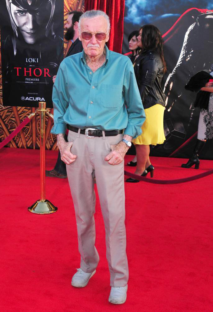 "Los Angeles Premiere of ""Thor"" - Arrivals"