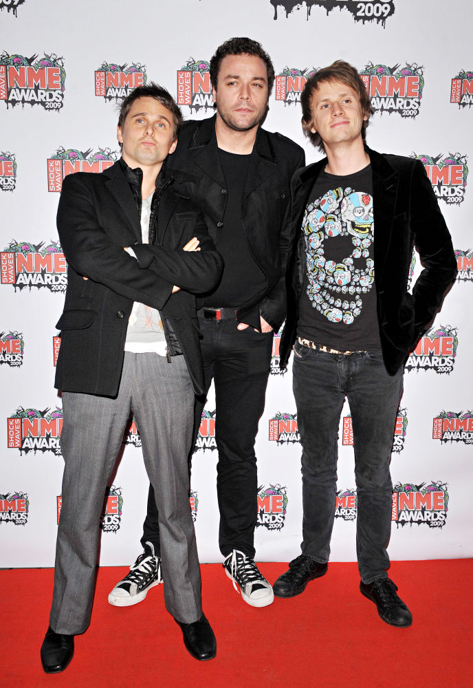 Muse<br>The 2009 Shockwaves NME Award