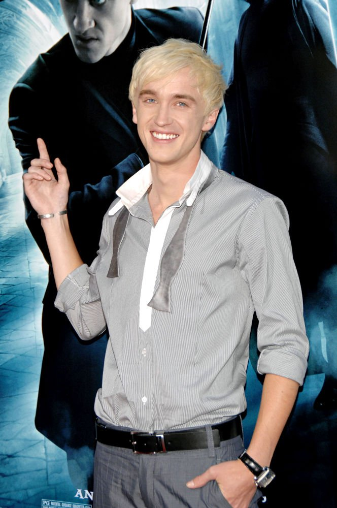 Tom Felton<br>New York Premiere of 'Harry Potter And The Half Blood Prince'