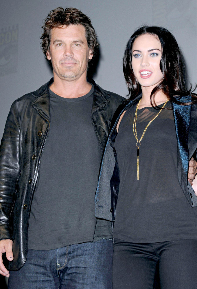 Josh Brolin, Megan Fox
