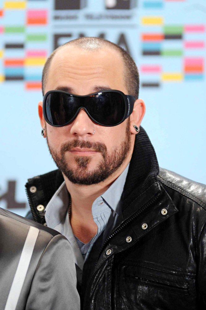 A.J. McLean, Backstreet Boys