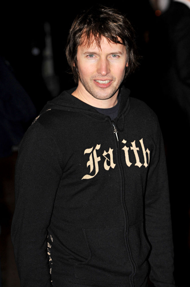 James Blunt - Photo Set