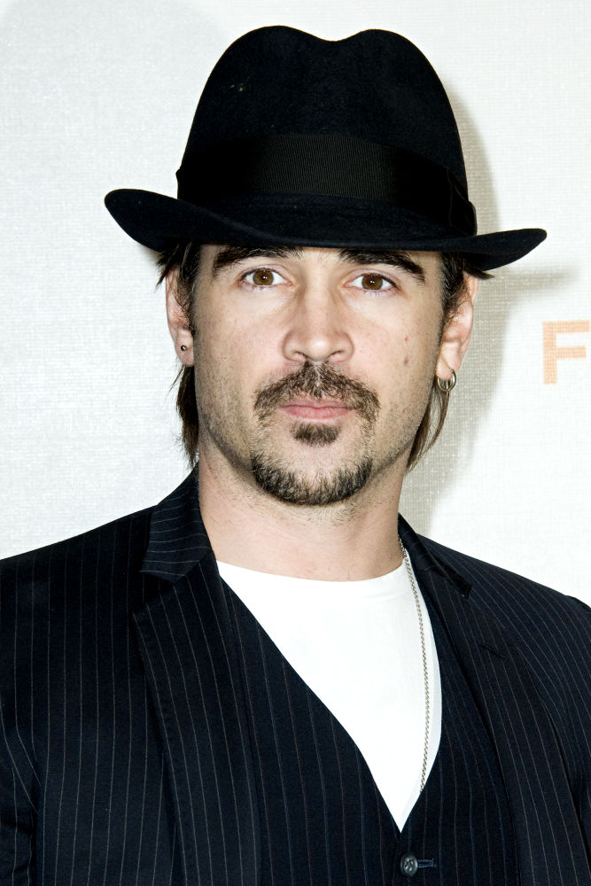 Colin Farrell<br>9th Annual Tribeca Film Festival - Premiere of 'Ondine' - Arrivals