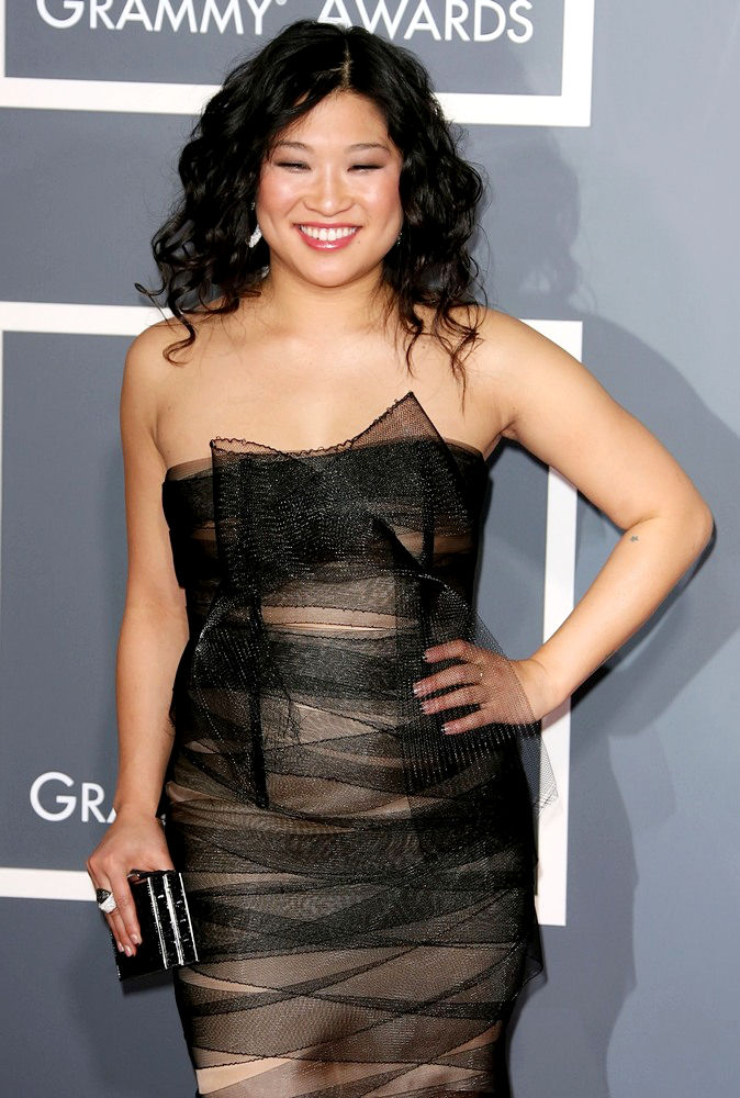 The 53rd Annual GRAMMY Awards - Red Carpet Arrivals