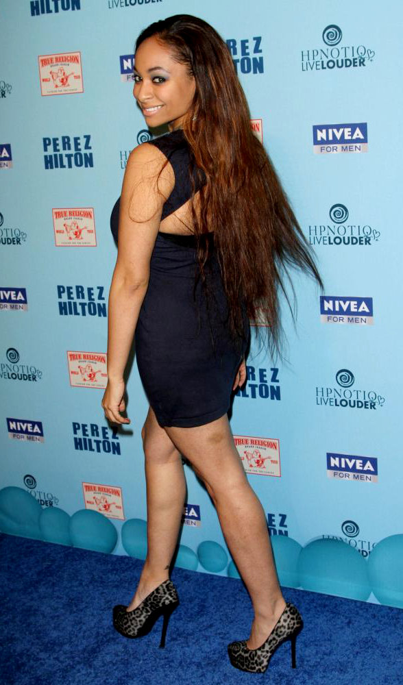 'Perez Hilton's Blue Ball 33rd Birthday Celebration' - Arrivals
