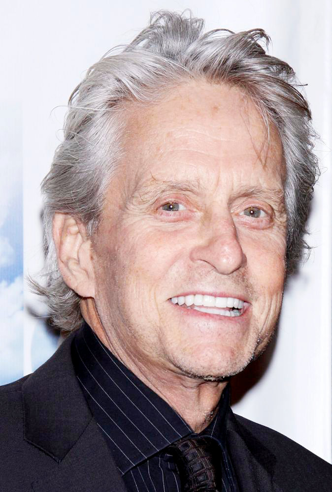 Michael Douglas<br>Opening Night of The Broadway Production of 'High' - Arrivals