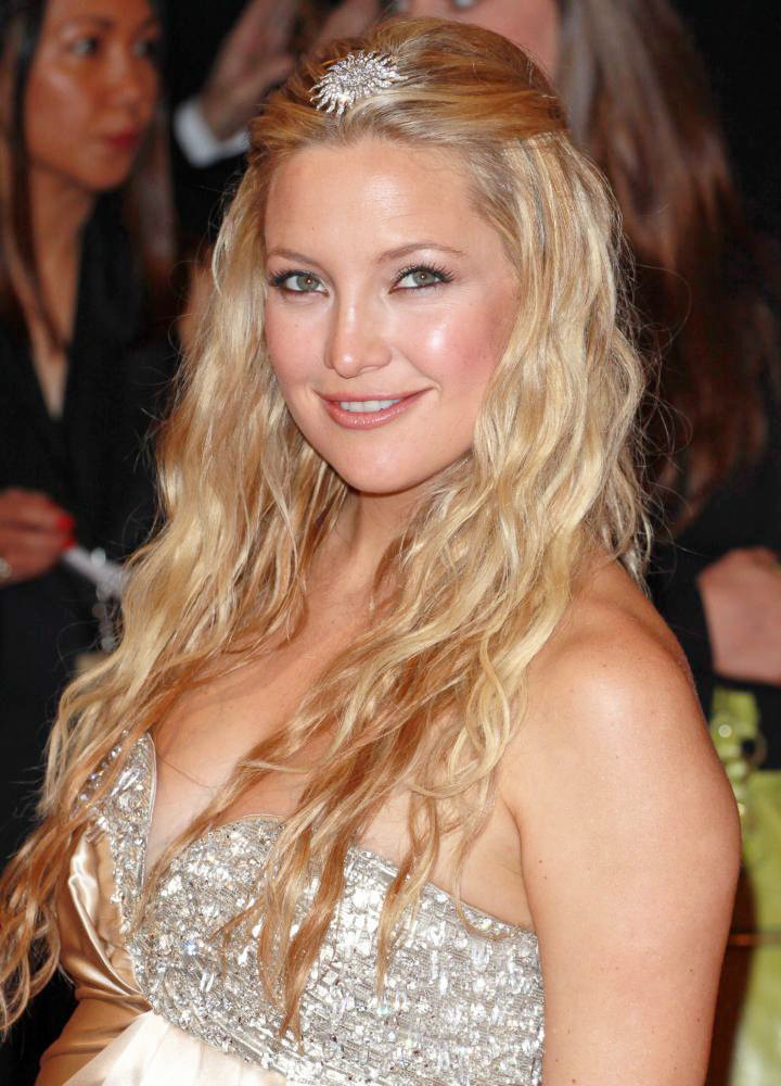 Kate Hudson<br>Alexander McQueen: Savage Beauty Costume Institute Gala