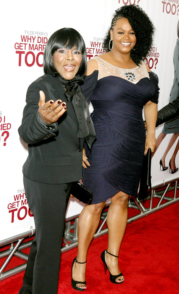 jill scott Picture 12 - Special Screening of 'Why Did I ...