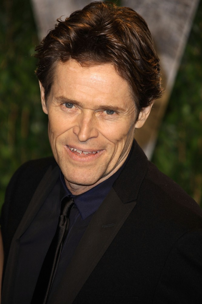 Willem Dafoe Picture 17 - 2012 Vanity Fair Oscar Party ...