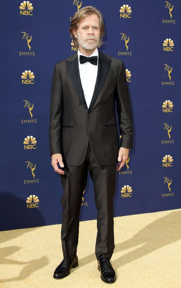 William H. Macy<br>70th Emmy Awards - Arrivals