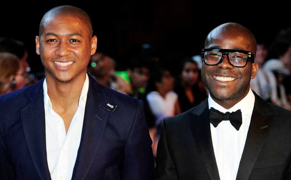 Rickie Haywood-Williams, Melvin Odoom<br>The UK Premiere of Transformers Dark of the Moon