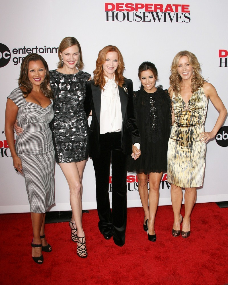 Desperate Housewives Final Season Kick-Off Party