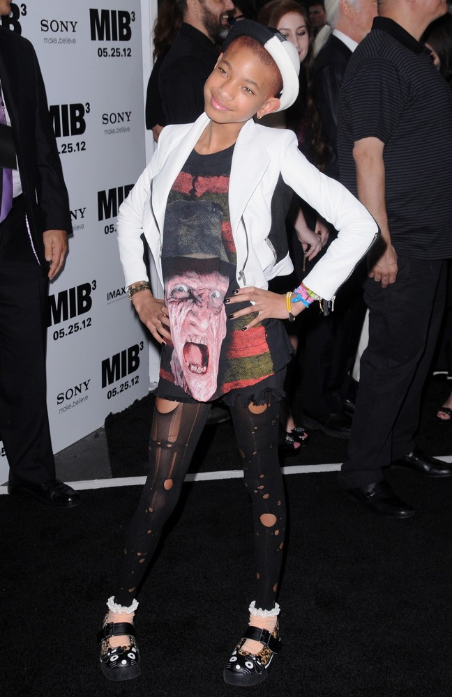 Willow Smith<br>Men in Black 3 New York Premiere - Arrivals