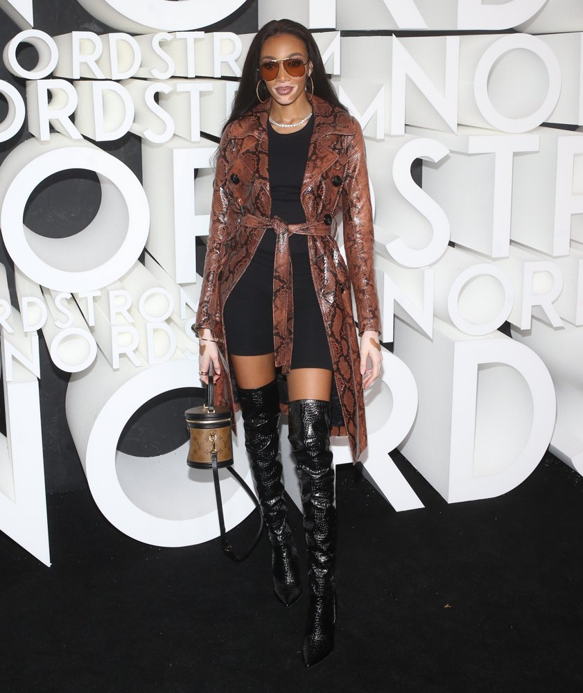 Winnie Harlow<br>Nordstrom Flagship Opening Party