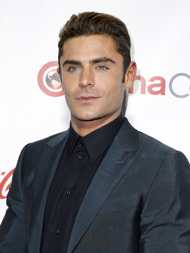 Zac Efron Picture 295 - CinemaCon 2016 - The CinemaCon Big ... Zac Efron
