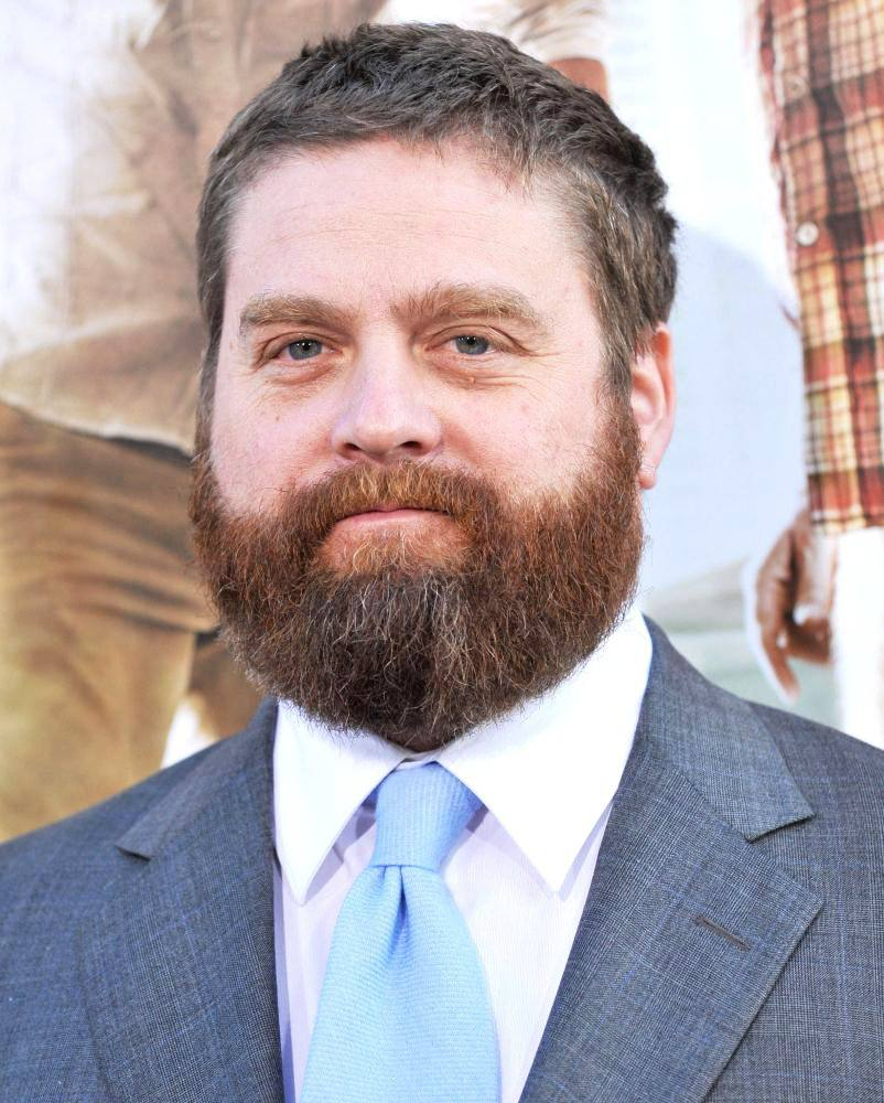 Zach Galifianakis Picture 21Zach Galifianakis Hangover